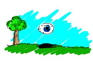 flouting eye