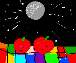 Tomato Disco Party