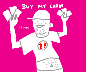 Selling Baseball Cards