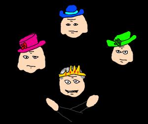 queen but the bohemia rhapody operah part
