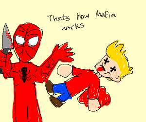 spider-man killed Jazza