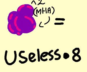 Mineta (MHA) = USELESS