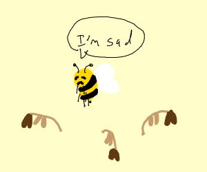Hurt bee