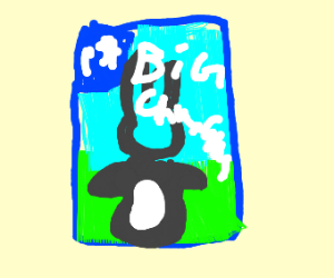 Big Chungus on the PS4