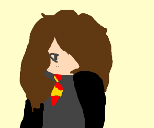 edgy hermione
