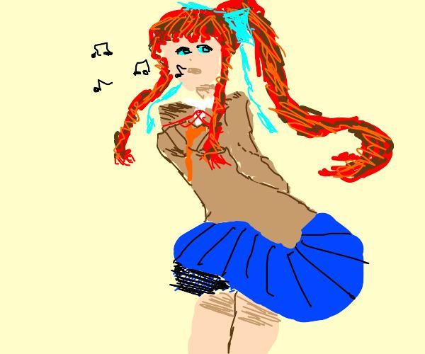 Monika sings your reality