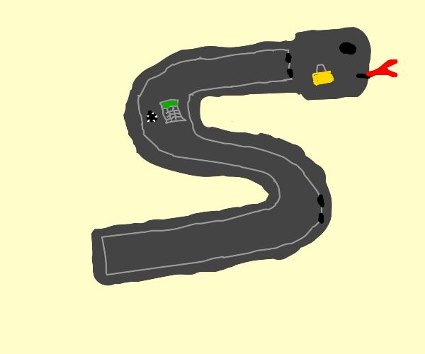 Safe snake :)