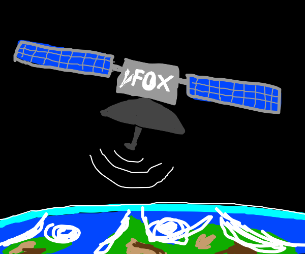 Fox News satellite