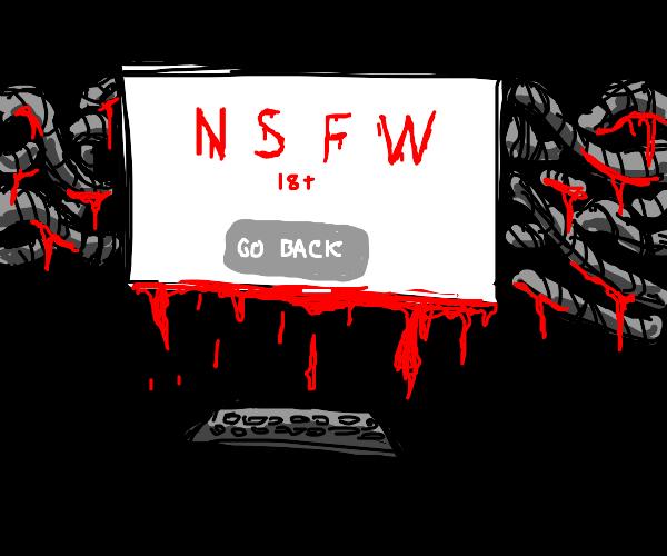 NSFW 18+