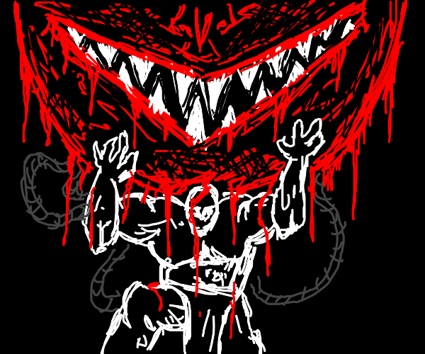 Just make up some random monster