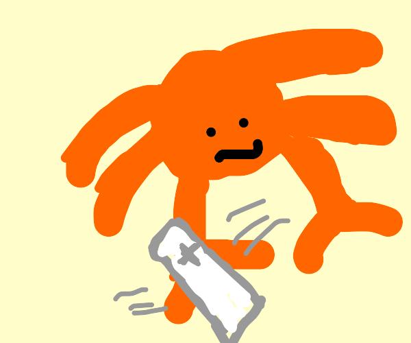 wii crab