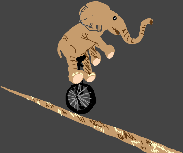 daredevil elephant