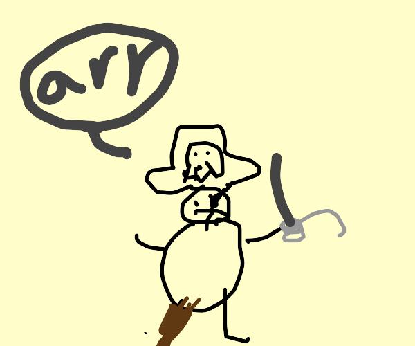 Chibi Pirate