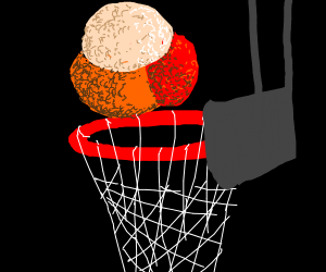 Ice Cream Basketball