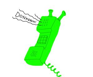 Shrekophone