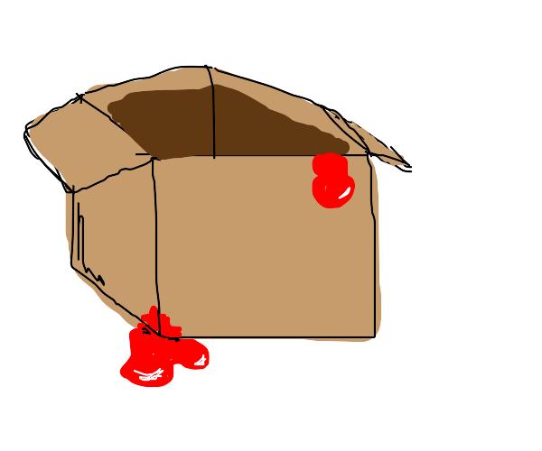 Bloody box