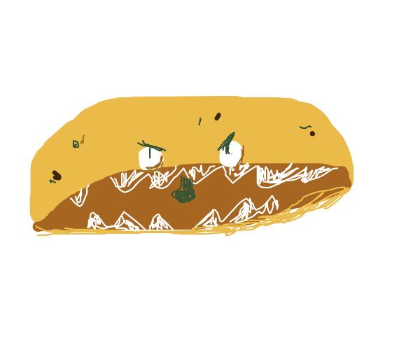 killer omelette