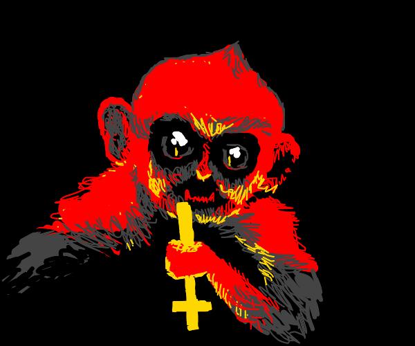 demon monkey