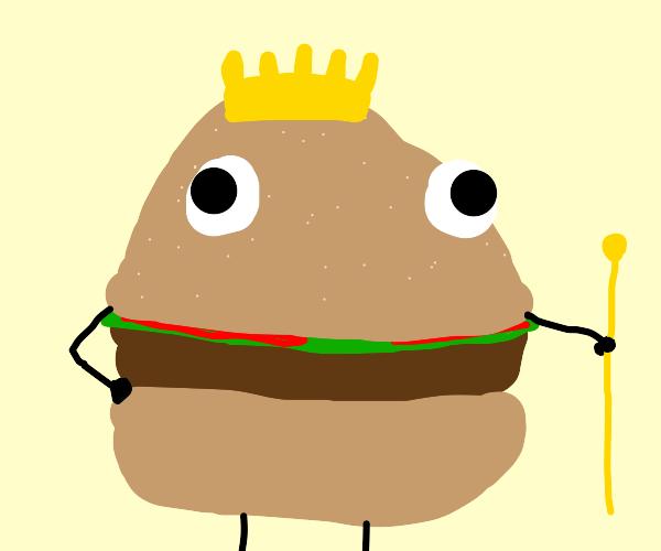 Actual Burger King