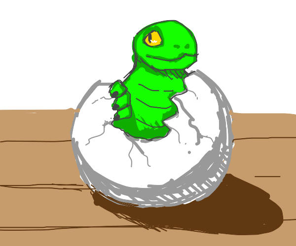 Baby Reptile