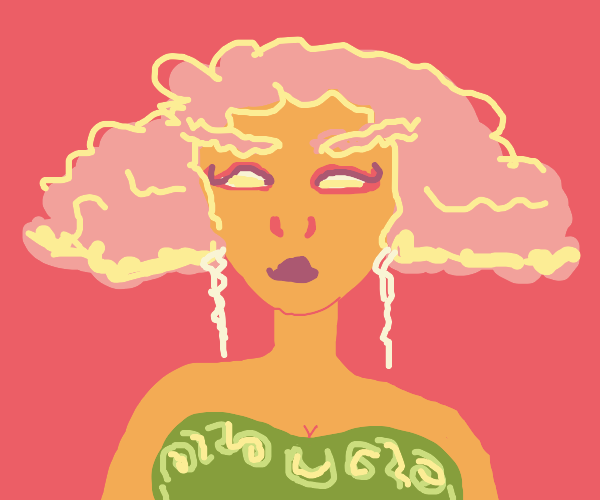 Blind, Beautiful Diva