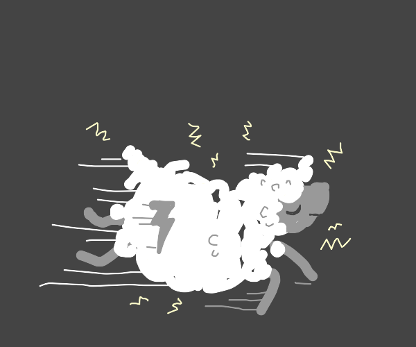 Electric speed sheep