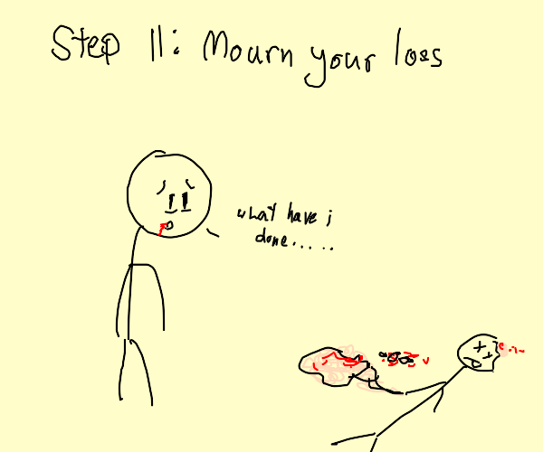 Step 10: Eat brains of all of your enemies