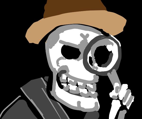 Skeleton Detective