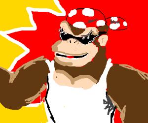 Funkey Kong! :)