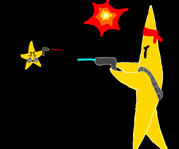 Starwars  literally)
