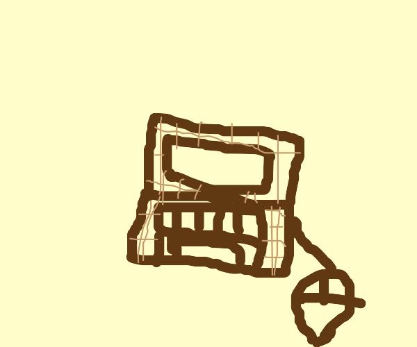 Choco-laptop