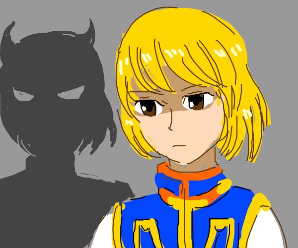 Kurapika faces his inner demons