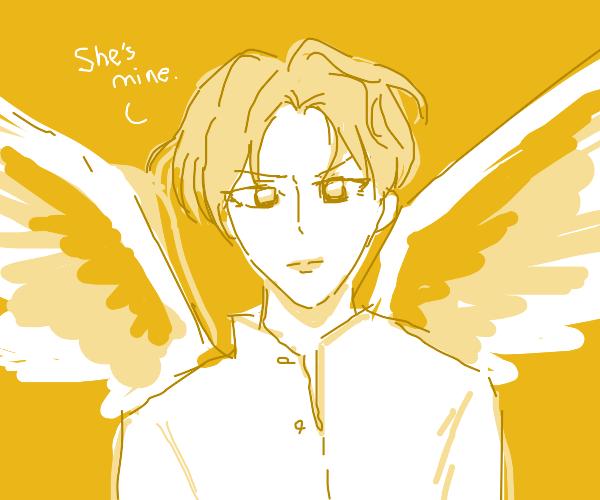 jealous angel