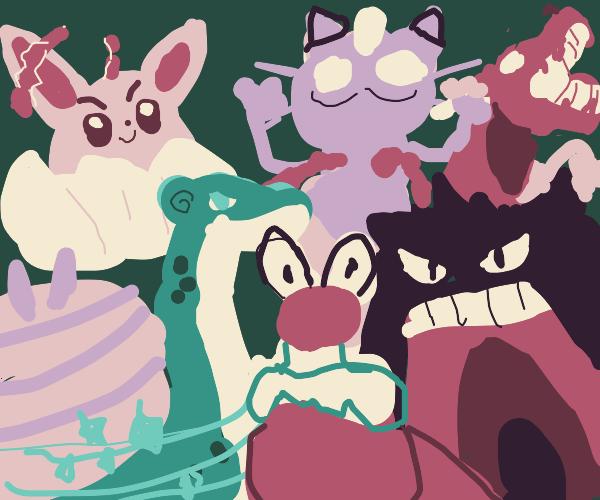 New Gigantamax Pokemon