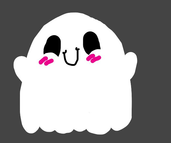 Happy ghost boi