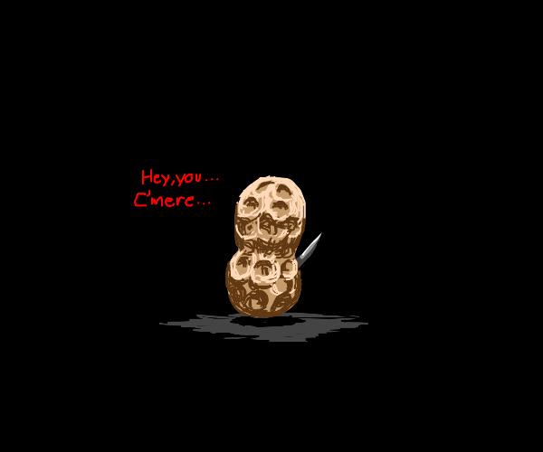 Bloodthirsty Peanut