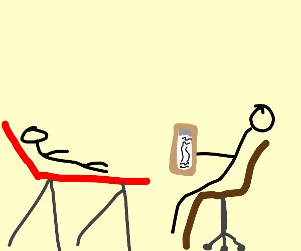 Stickmen therapy