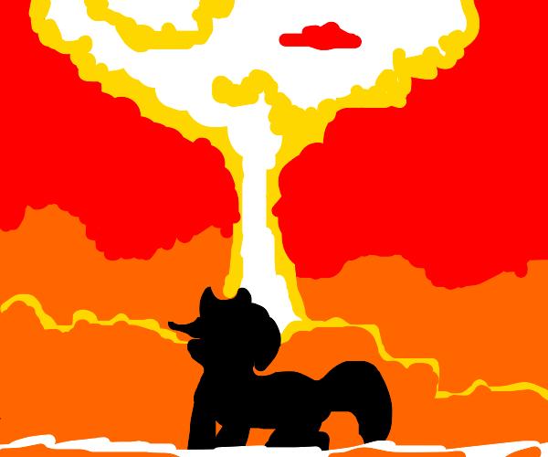The My Little Pony apocalypse