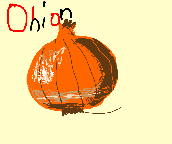Onion stands for: Oh No