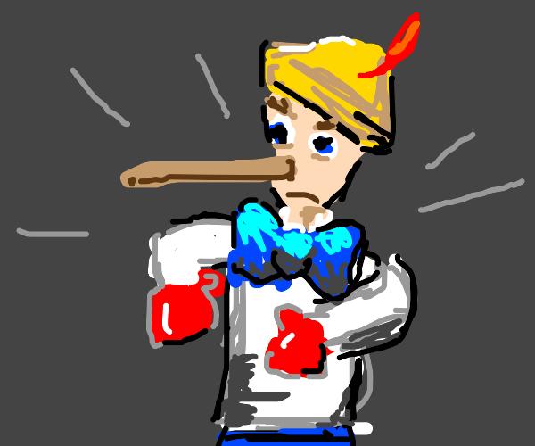 Pinnochio Boxing