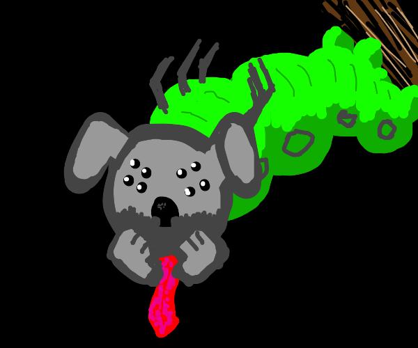 Caterpillar Dog