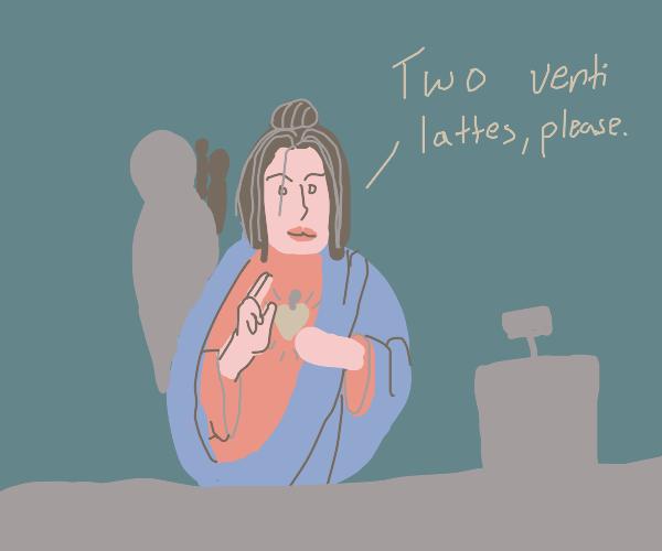 Jessica Christ of Nazareth