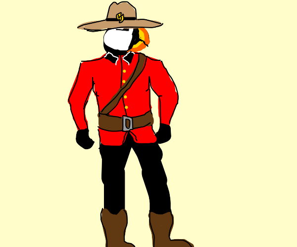 Puffin Mountie