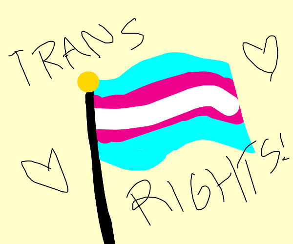 Rights for trans people