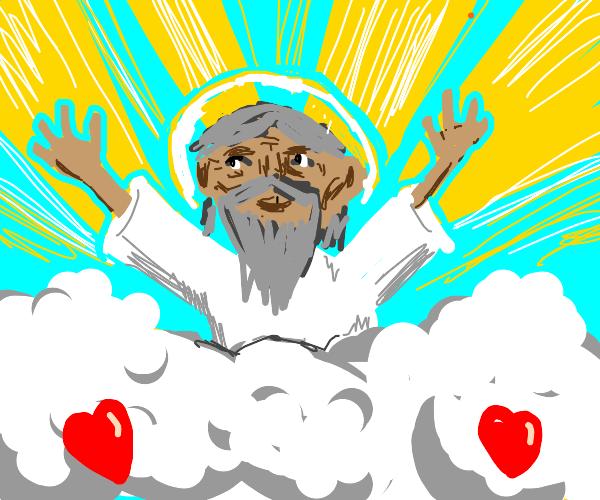 Everyone loves god