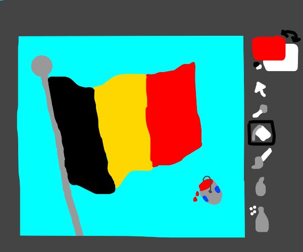 Flag Illustrator