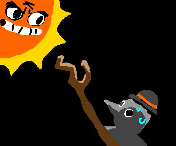 SMB3 Angry Sun vs Plague Doctor