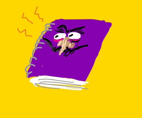 waluigi sketch pad