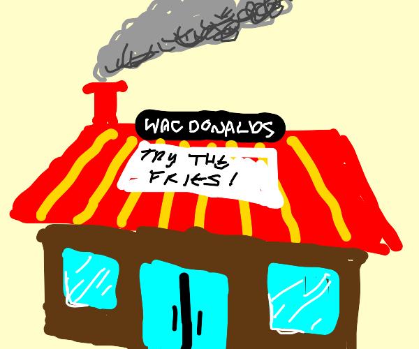 Wacdonalds Fries