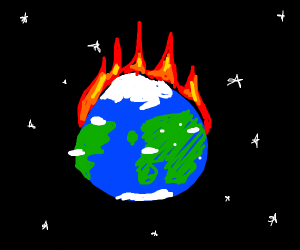 How to Start Global Warming